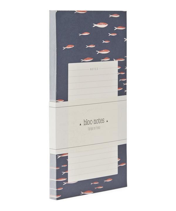 Sardines Notepad