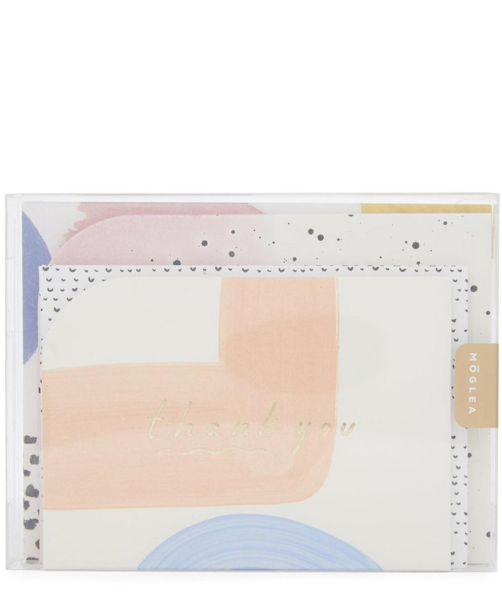 Shape Set Colourparty Notecard Set