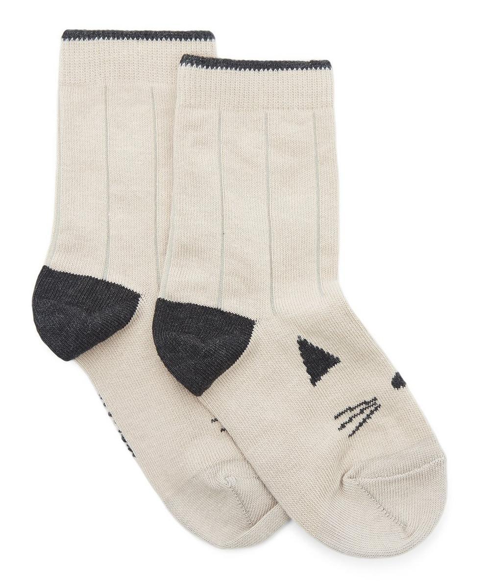 Silas Cat Socks