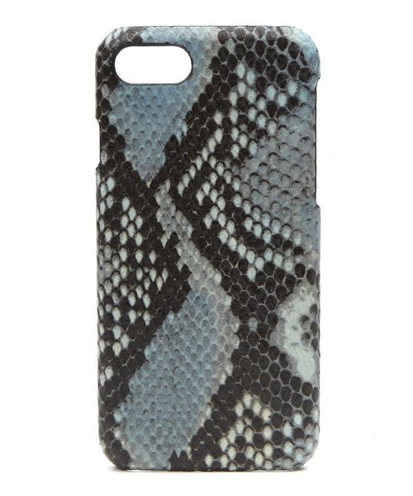 Lagoon Python iPhone 7 Case