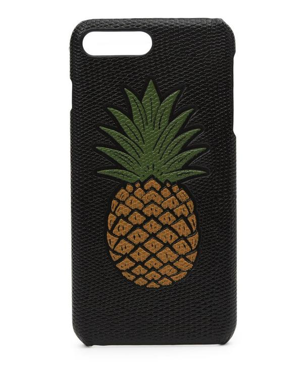 Pineapple Lizard iPhone 7 Plus Case