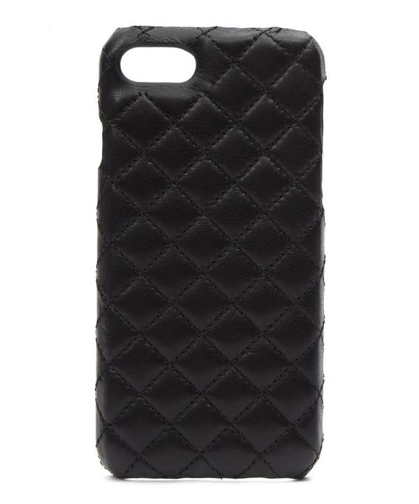 Quilted Nappa iPhone 7 Case