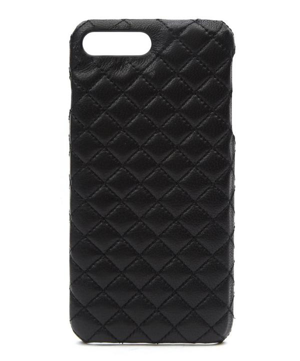 Quilted Nappa iPhone 7 Plus Case
