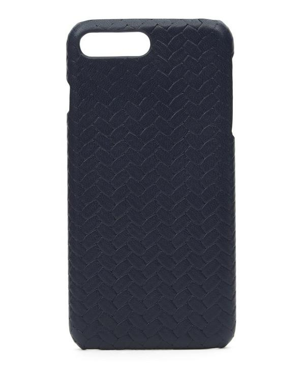 Treccia Nappa iPhone 7 Plus Case