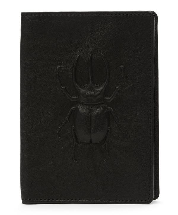 Beetle Passport Cover