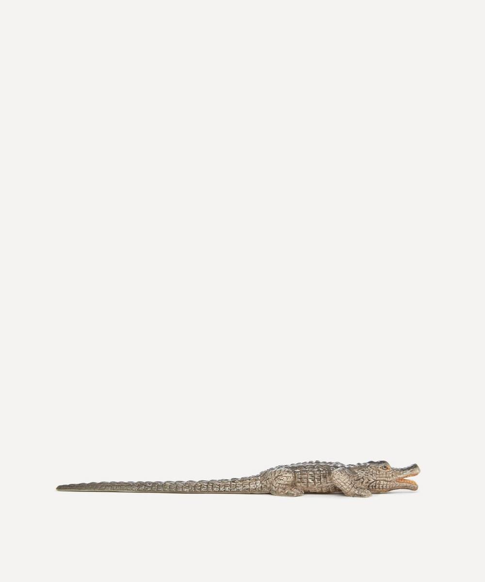 Crocodile Letter Opener