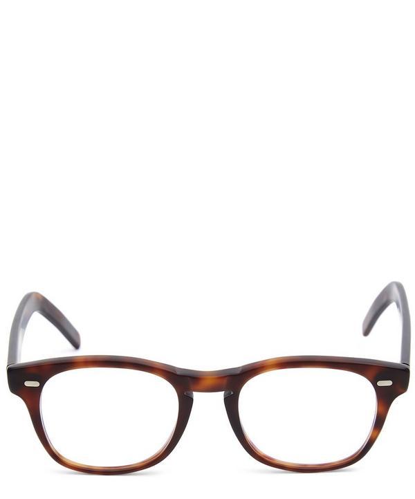 1046 Matte Dark Turtle Glasses