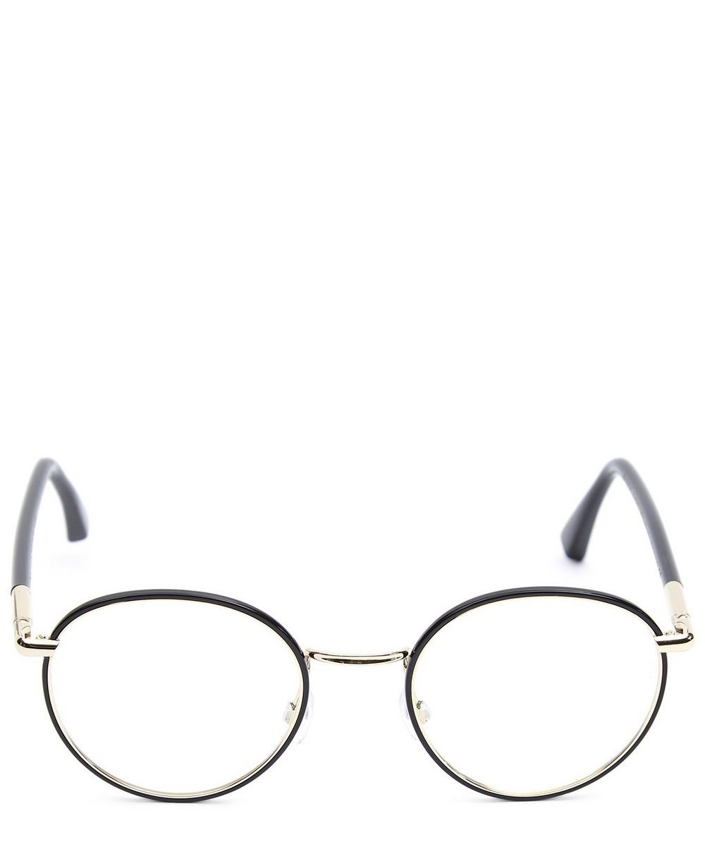 PA0148 Classic Round Glasses