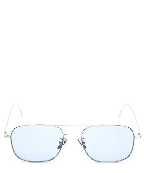 1267 Palladium Plated Sunglasses