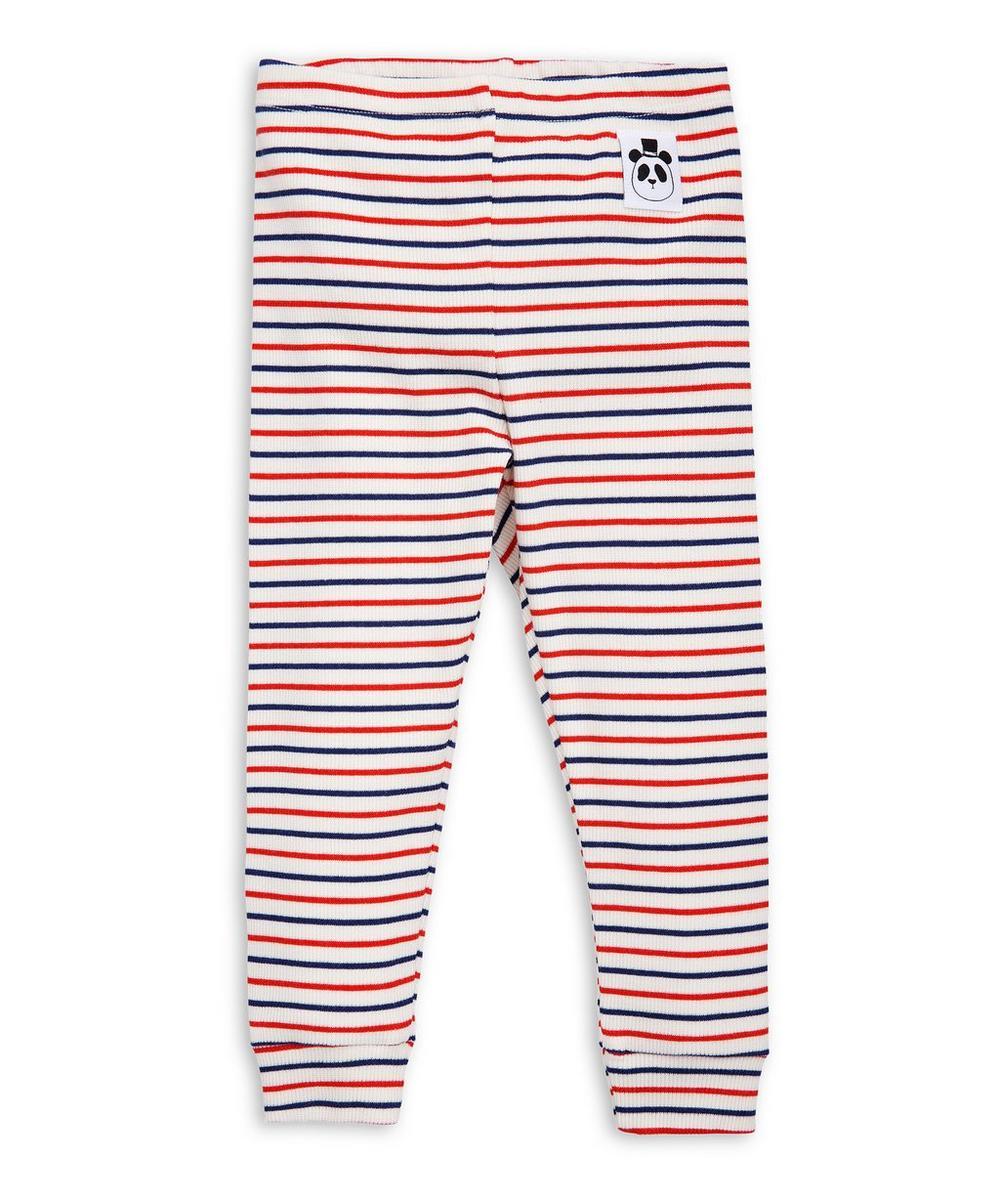 Stripe Panda Leggings 2-6 Years