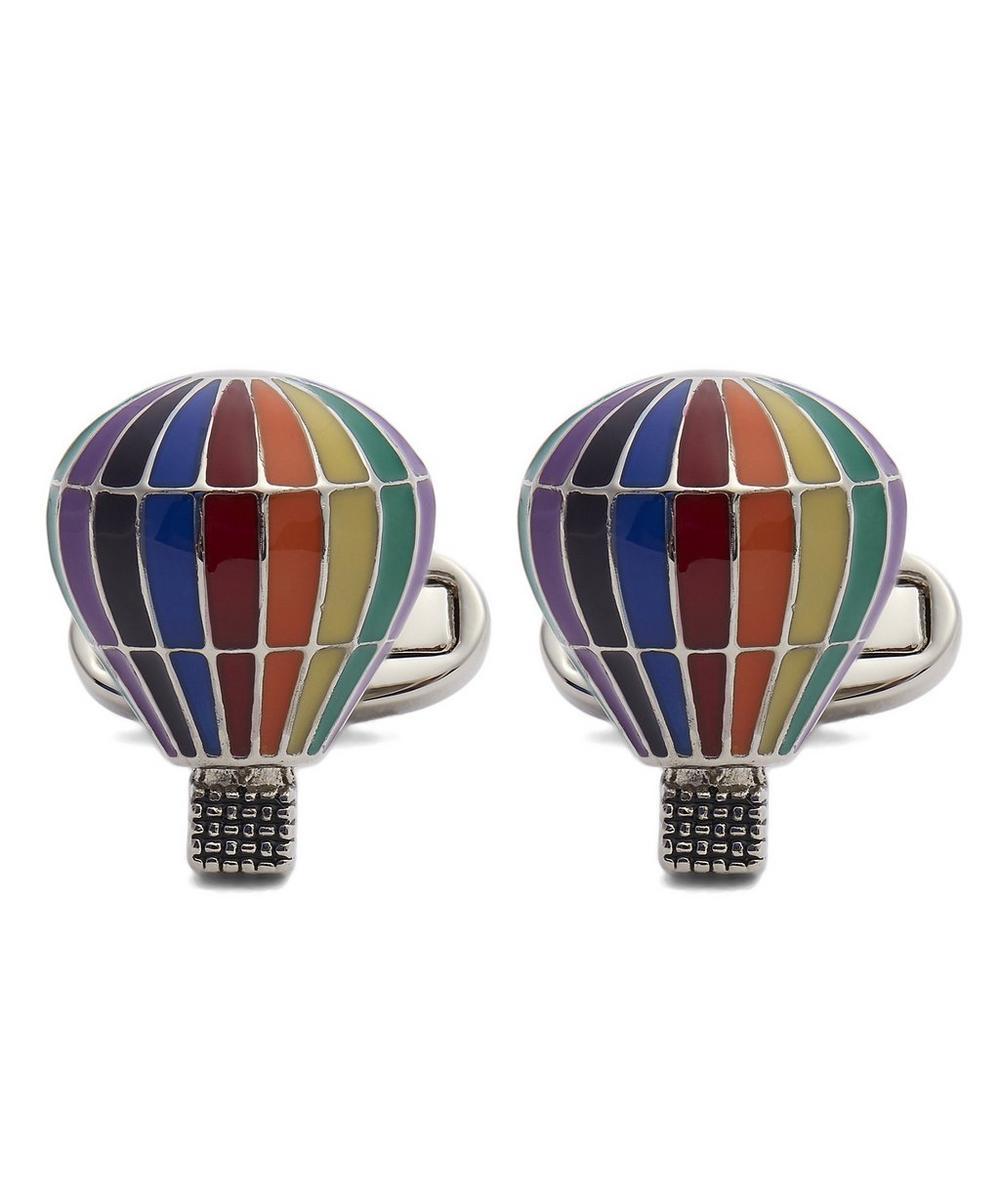 Hot Air Balloon Cufflinks