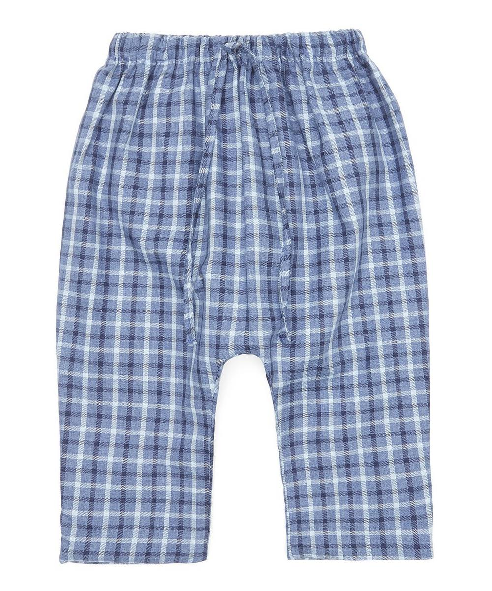 Alcolea Check Trousers 2-4 years