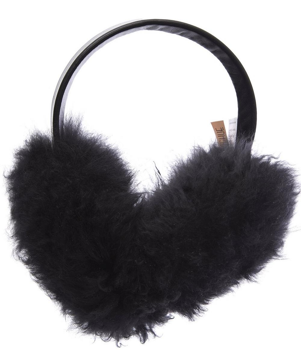 Tibetan Cashmere Earmuffs