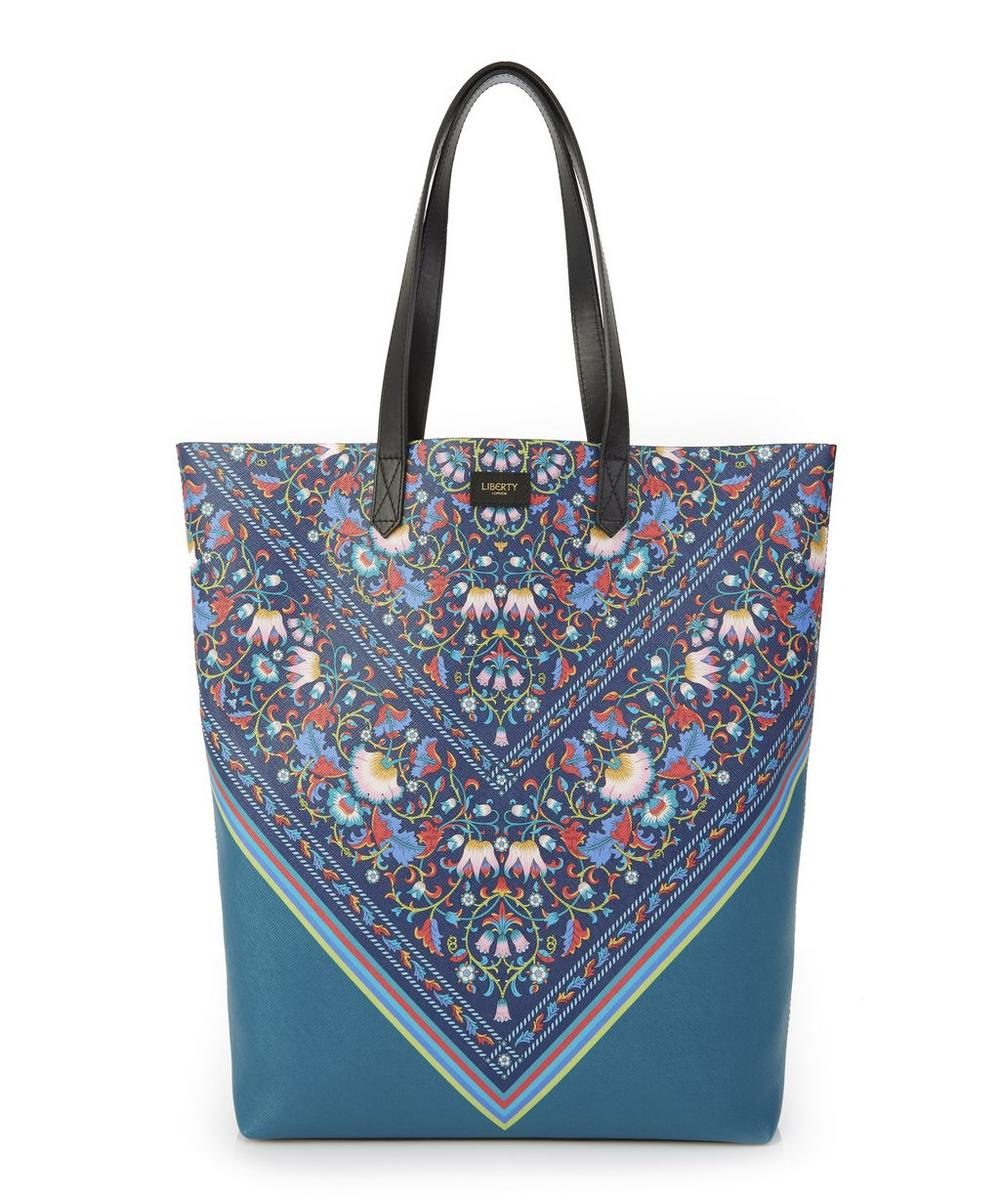 Merton Tote Bag in Lodden Print