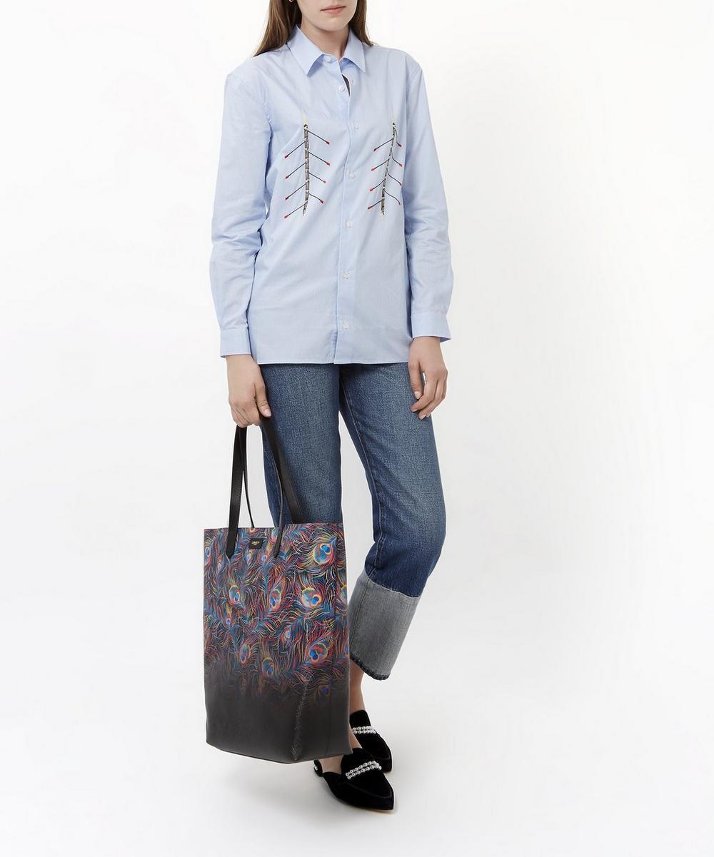 Merton Tote Bag in Orion Print