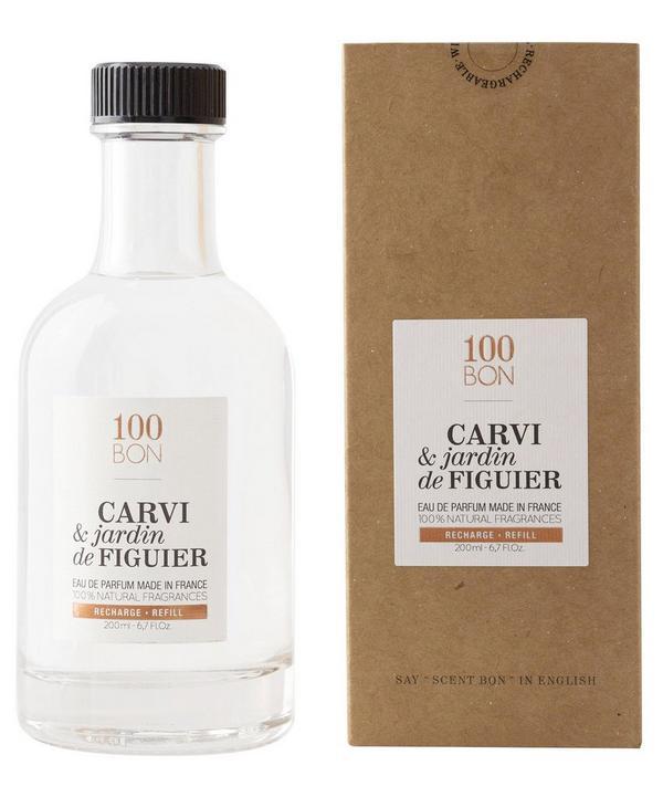 Carvi and Jardin de Figuier Eau de Parfum Refill 200ml