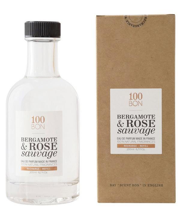 Bergamote and Rose Sauvage Eau de Parfum Refill 200ml