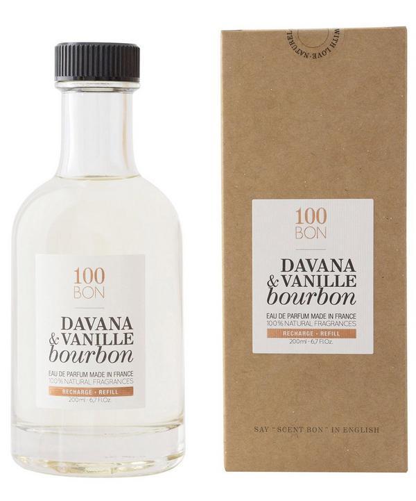 Davana and Vanille Bourbon Eau de Parfum Refill 200ml