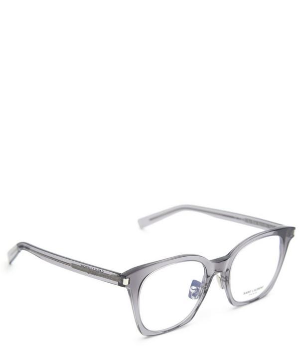 Slim Wayfarer Glasses