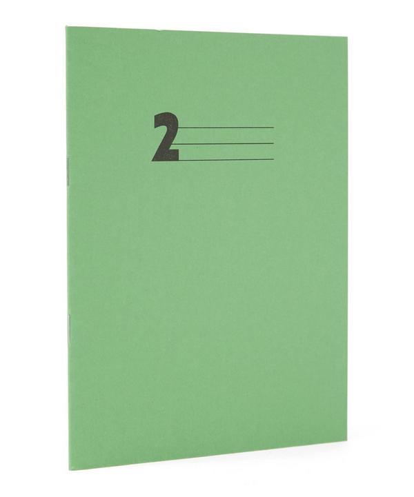 Quaderno No. 2 Weekly Planner