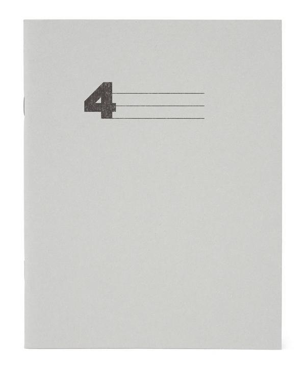 Quaderno No. 4 Notebook