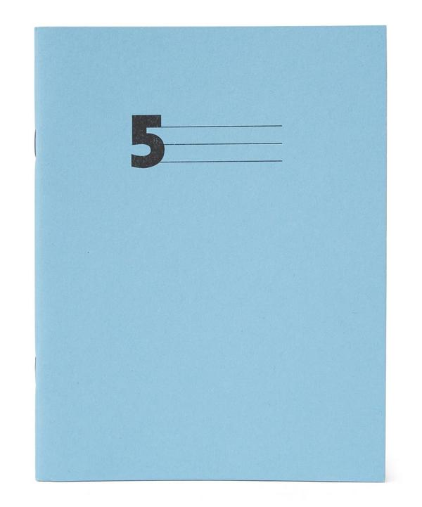 Quaderno No. 5 Notebook