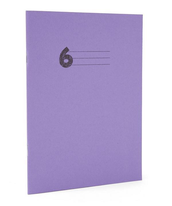 Quaderno No. 6 Notebook