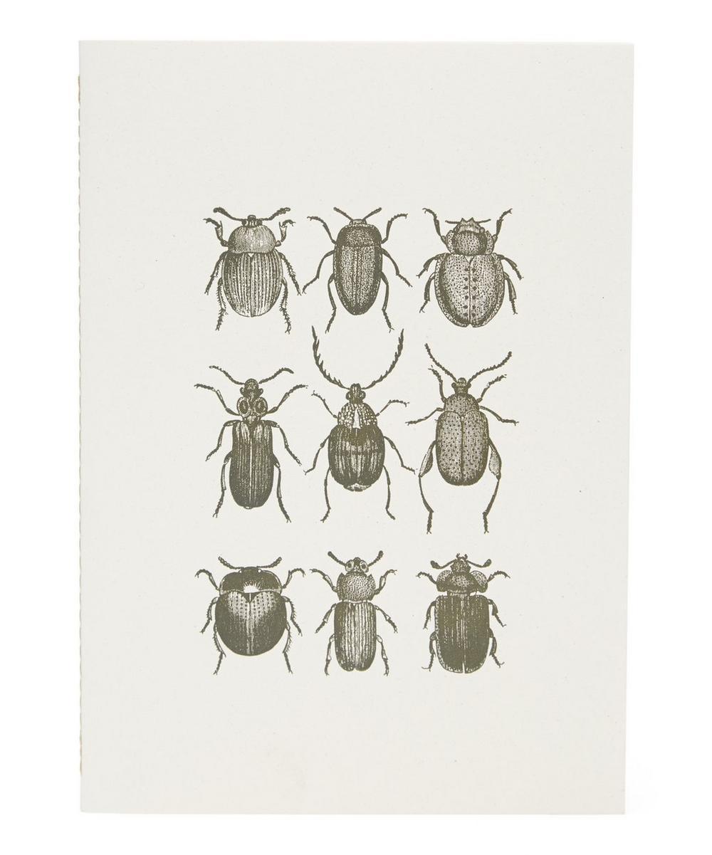 Beetle A5 Notebook