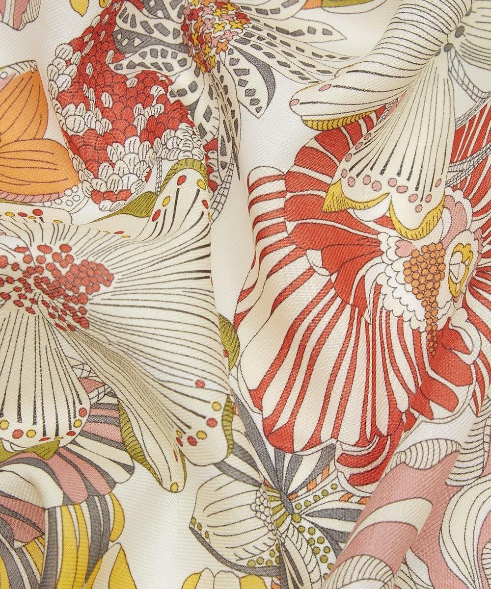Floral Handkerchief
