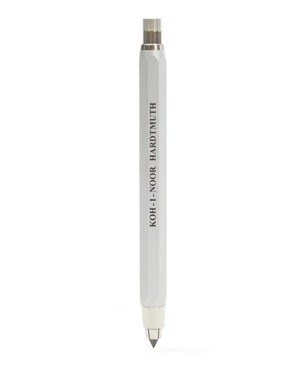 Silver-Toned Pencil