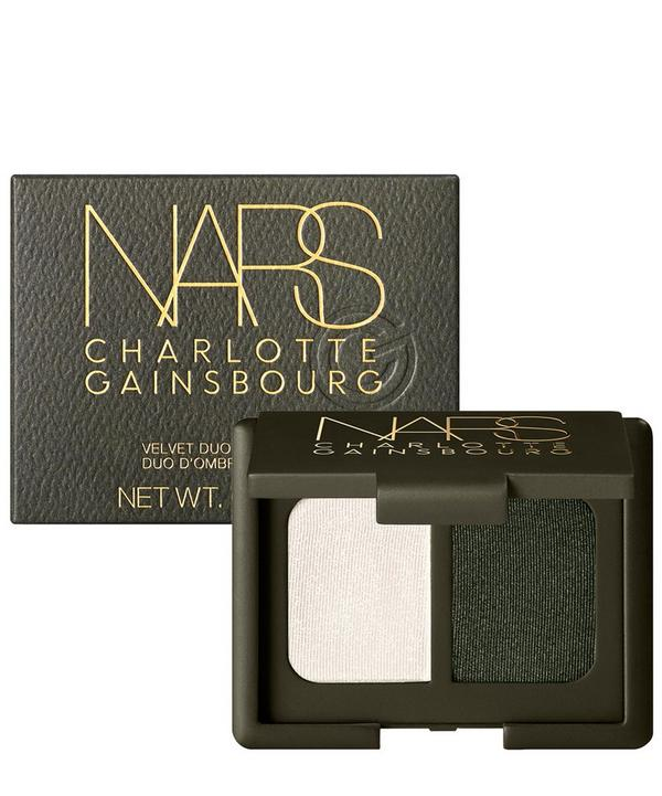 Velvet Duo Eyeshadow in Rue Allent