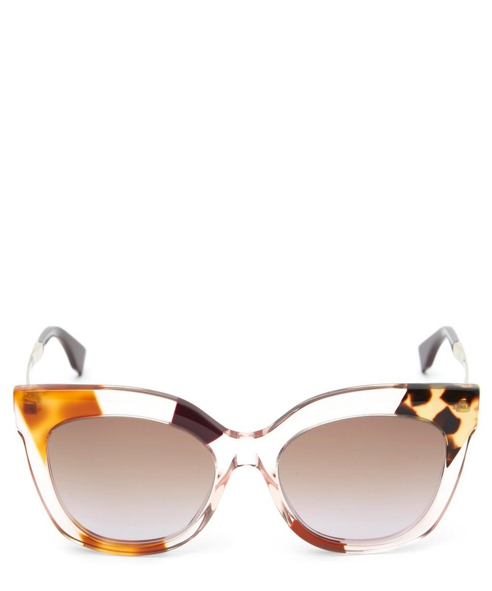 Chunky Acetate Sunglasses