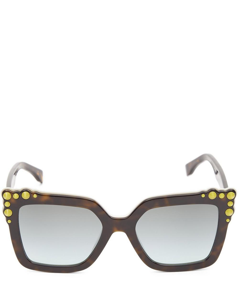Can Eye Havana Sunglasses