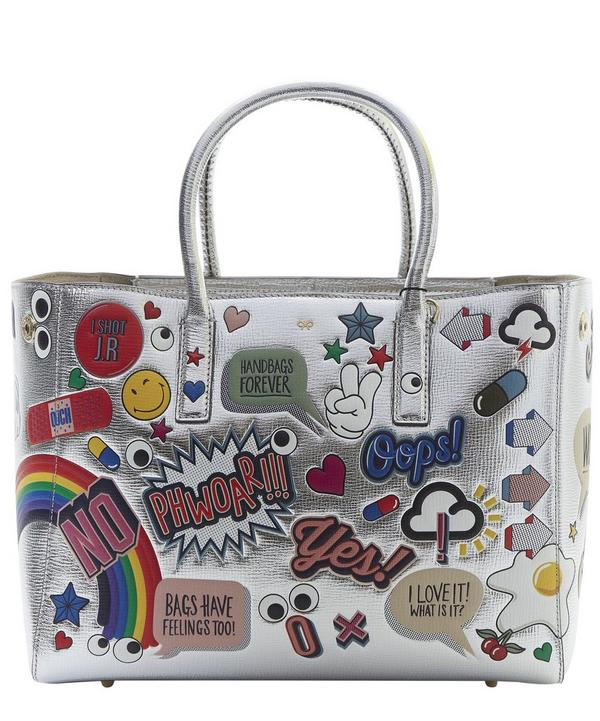 Small All Over Stickers Featherweight Ebury Bag