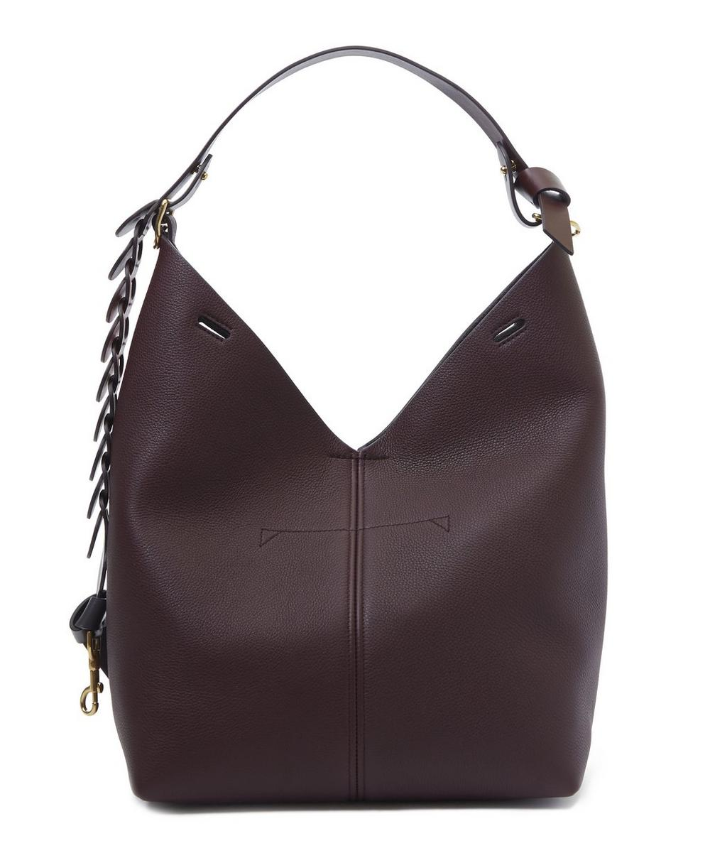 Small Mini Grain Bucket Bag