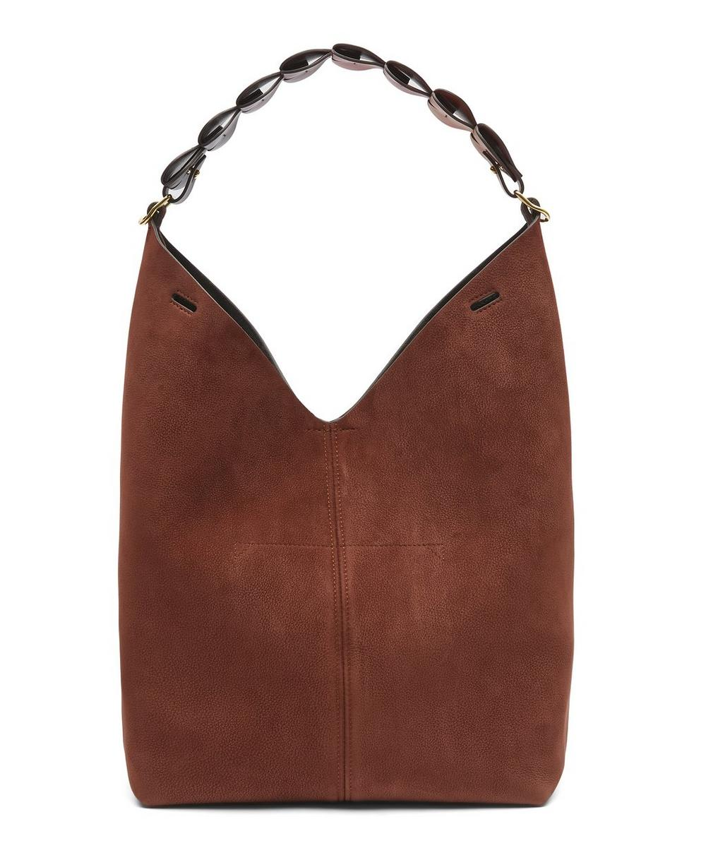 Heart Link Bucket Bag