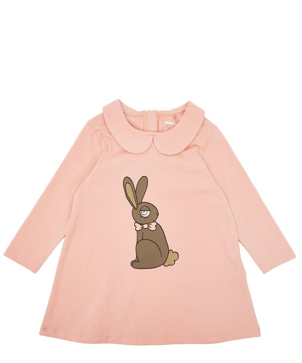 Rabbit Collar Dress 3-18 Months