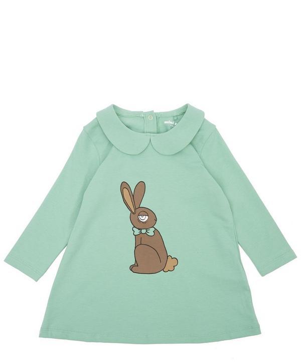 Rabbit Collar Dress