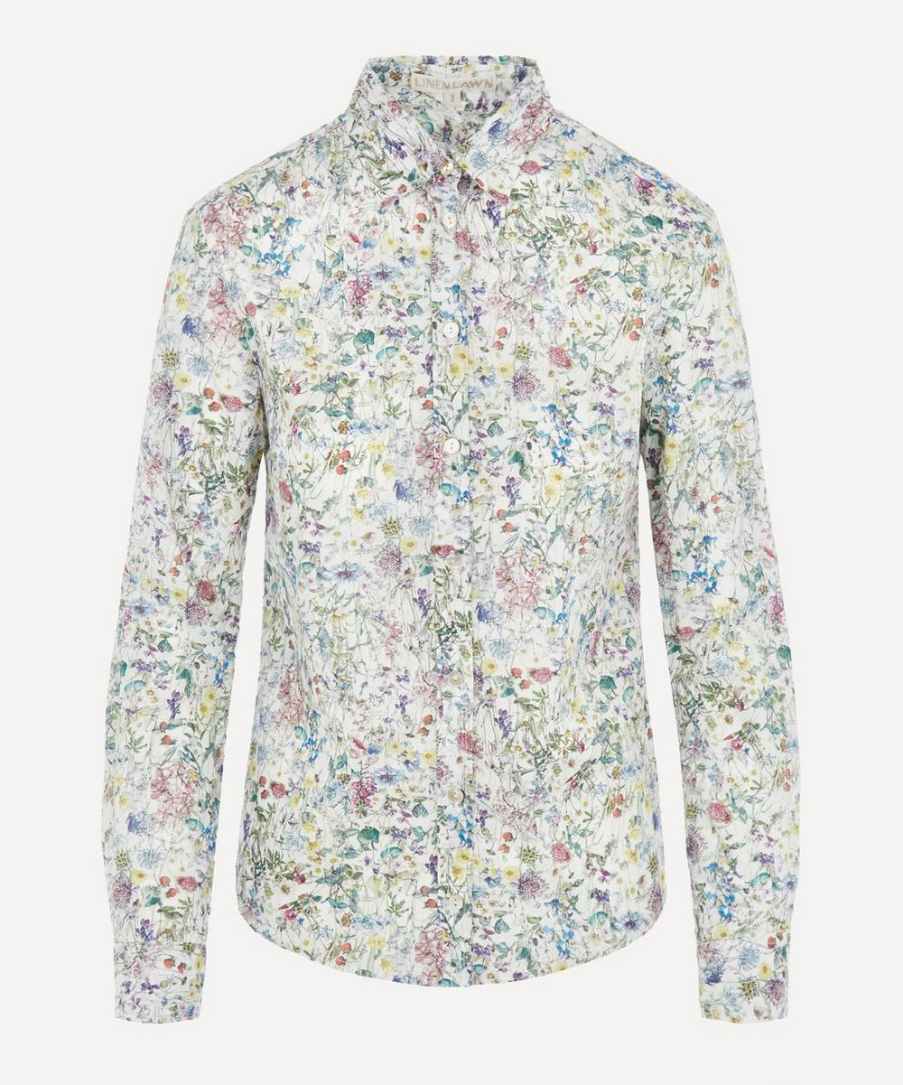 Wild Flowers Women's Tana Lawn Cotton Camilla Shirt