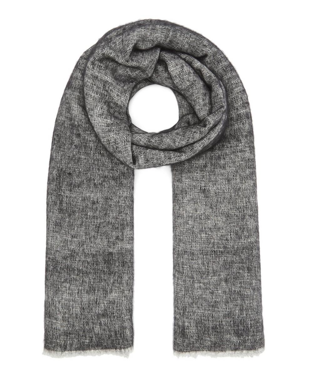 Dolpo Solid Cashmere Blend Scarf