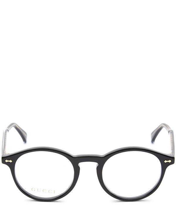 0127O Round Sunglasses