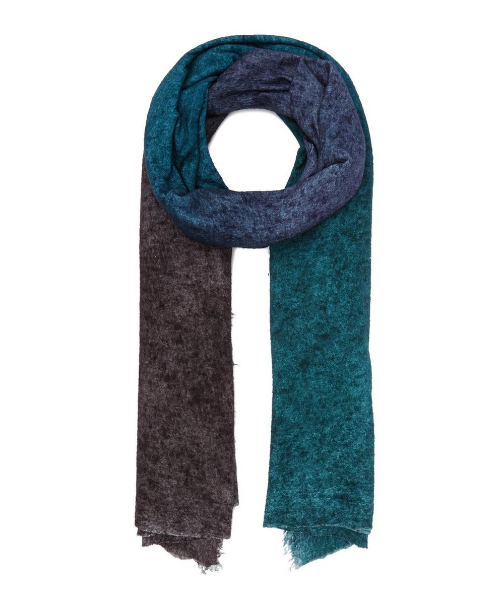 Rajy Virgin Wool and Silk Scarf