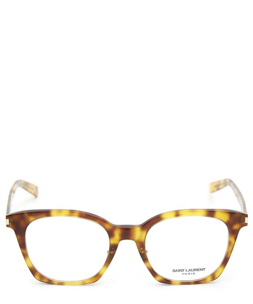 Square Tortoise Glasses