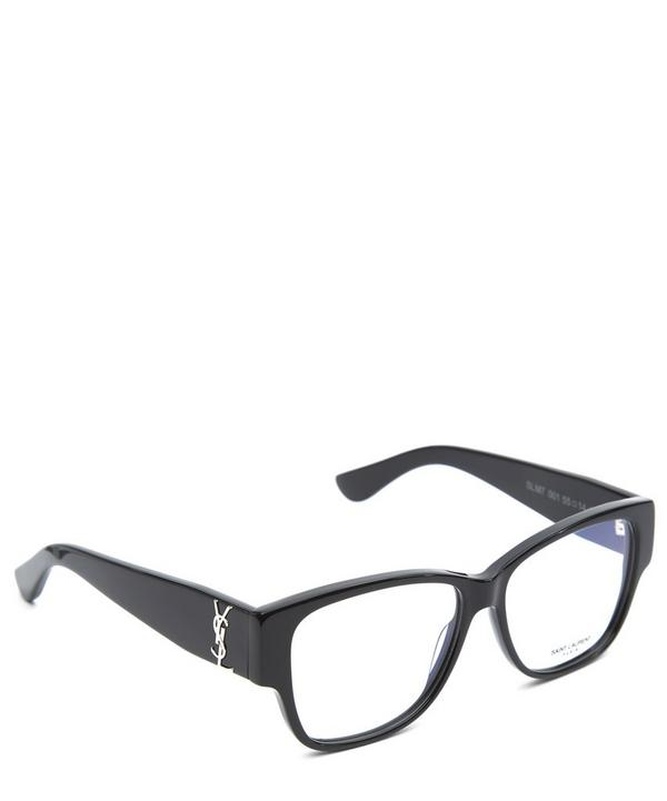 Chunky Arm Glasses