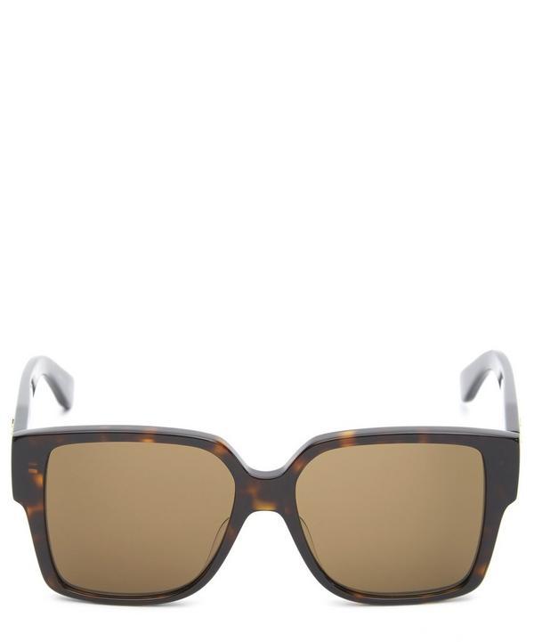 M9 Wide Side Logo Sunglasses