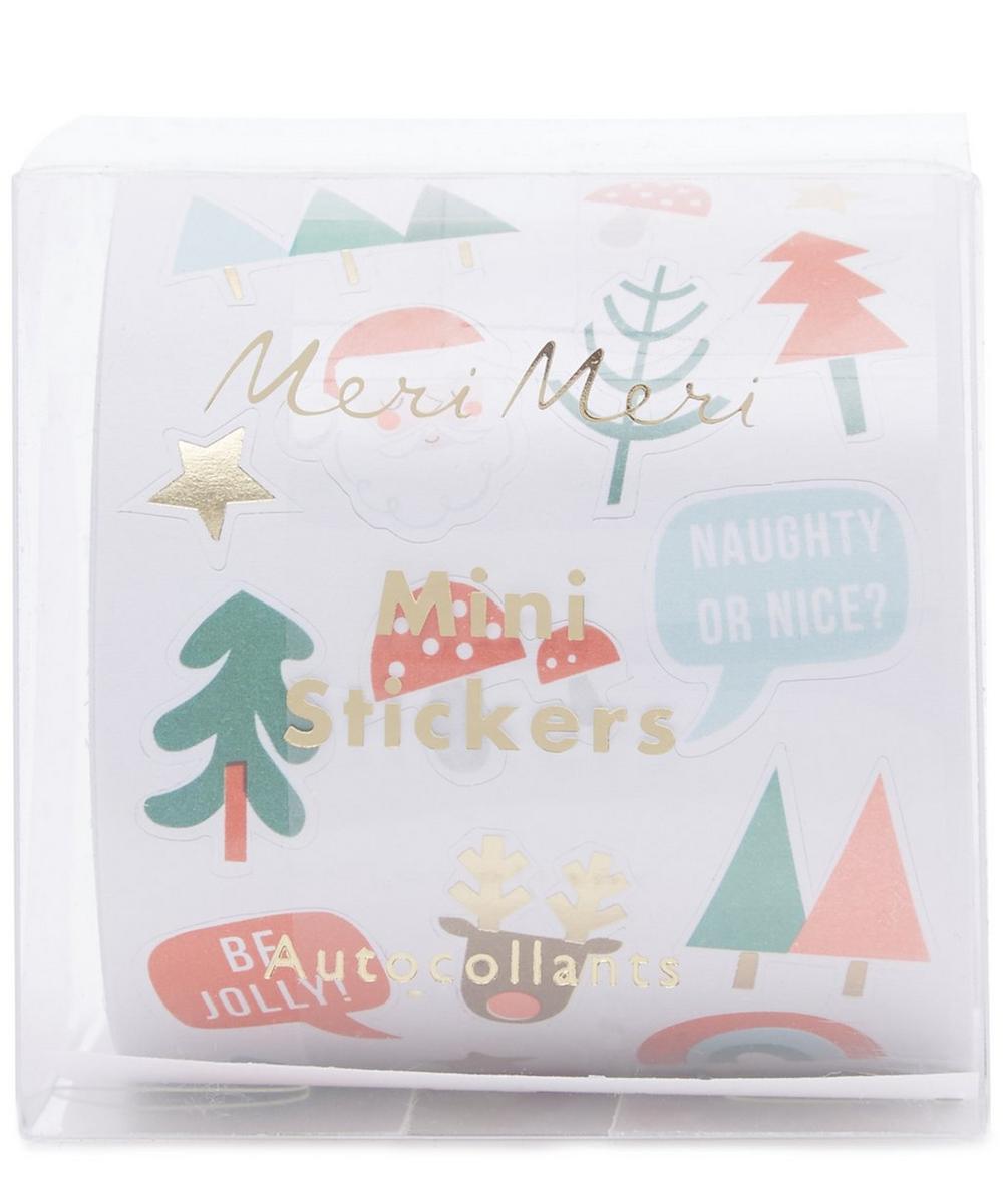 Mini Festive Stickers