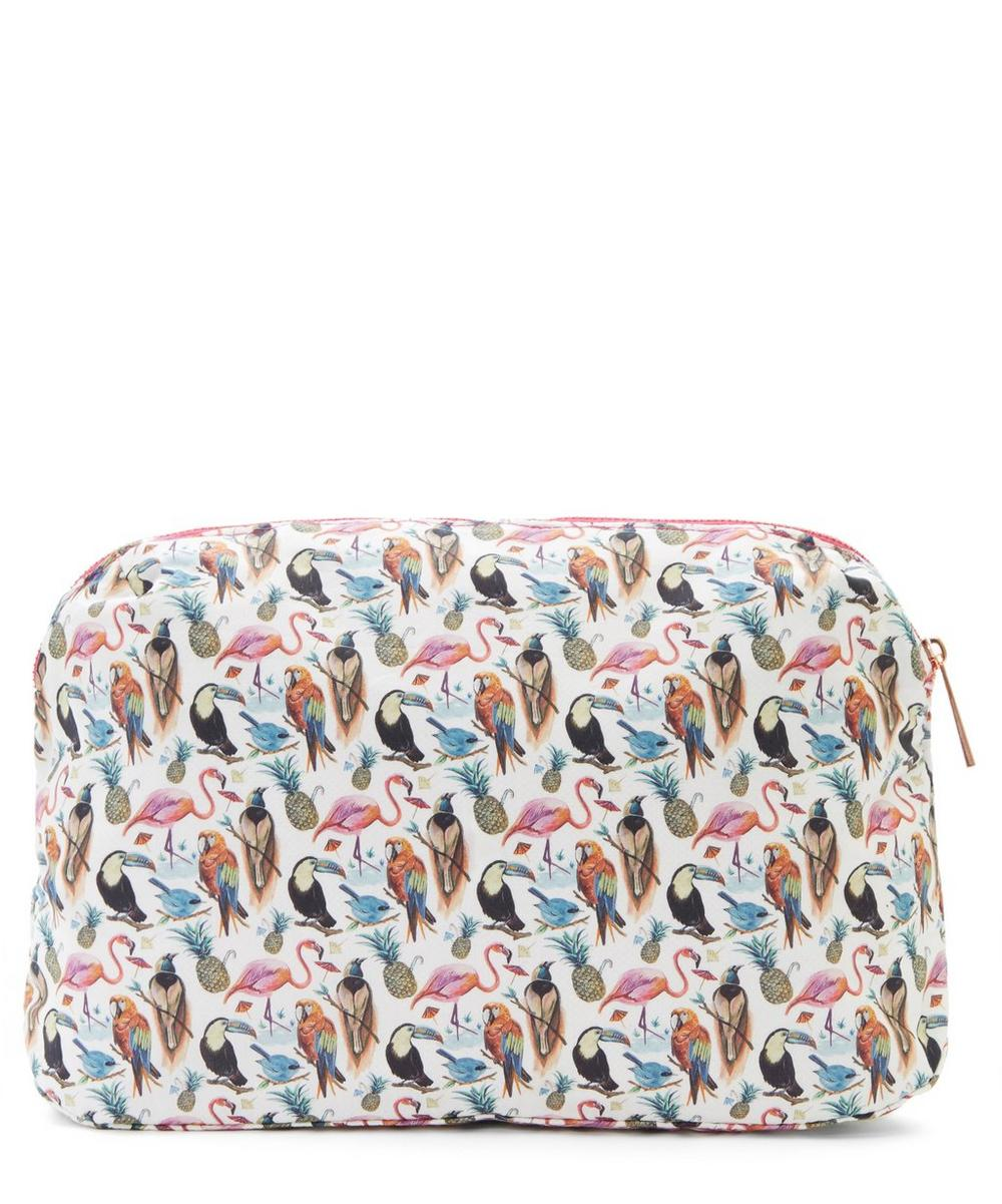 Birds of Paradise Wash Bag