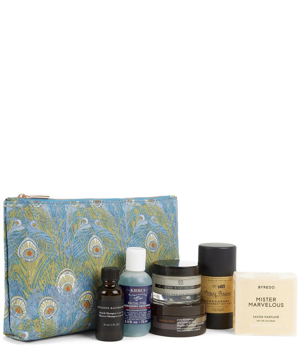 Man Cave Kit : Man cave essentials kit liberty london