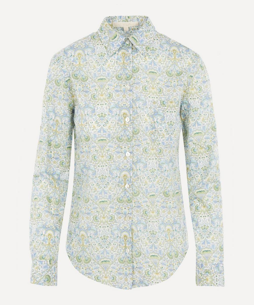 Lodden Women's Tana Lawn Cotton Bryony Shirt