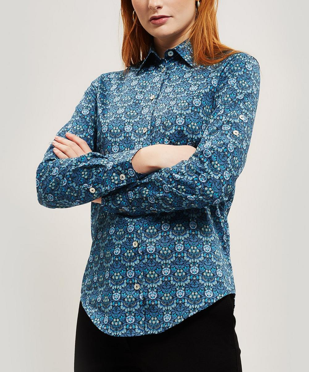 Persephone Women's Tana Lawn Cotton Bryony Shirt